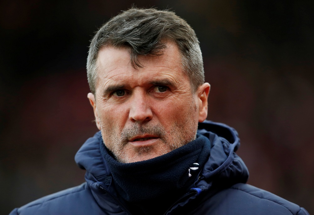 """He Didn't Seem Up For The Fight"" Keane Lays Into Arsenal Summer Signing After United Display"