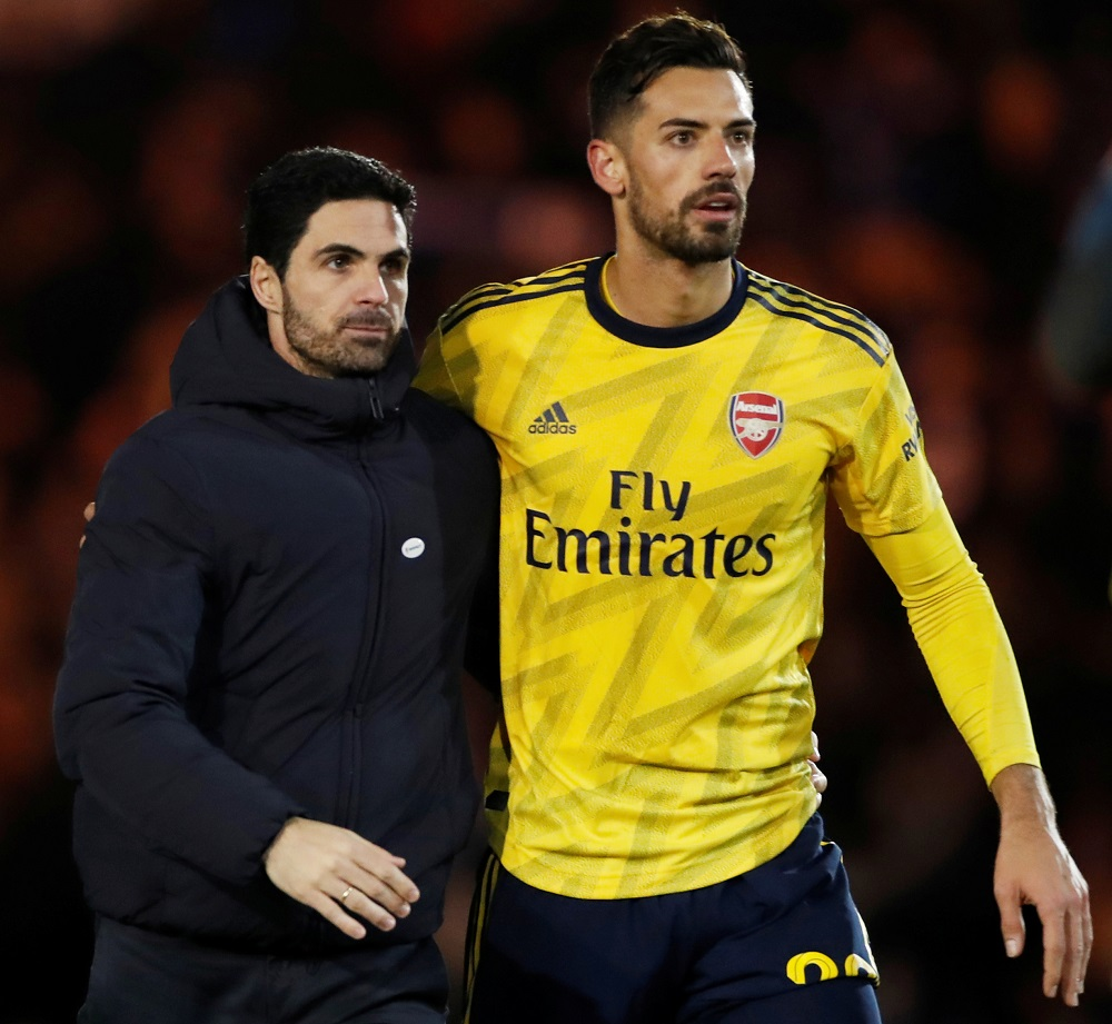 'Hospital FC Back Again' 'Do We Even Have A Team?' Fans On Social Media Frustrated As Arsenal Reveal Extent Of Injury Crisis