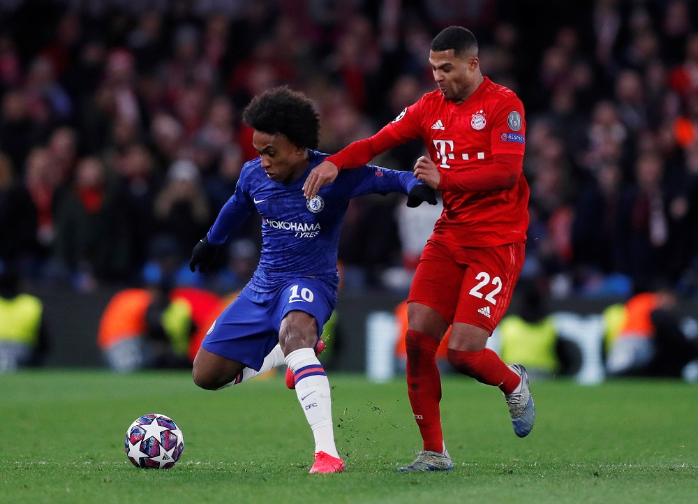 The Four Pros And One Con To Signing Willian As Arsenal Close In On Free Transfer