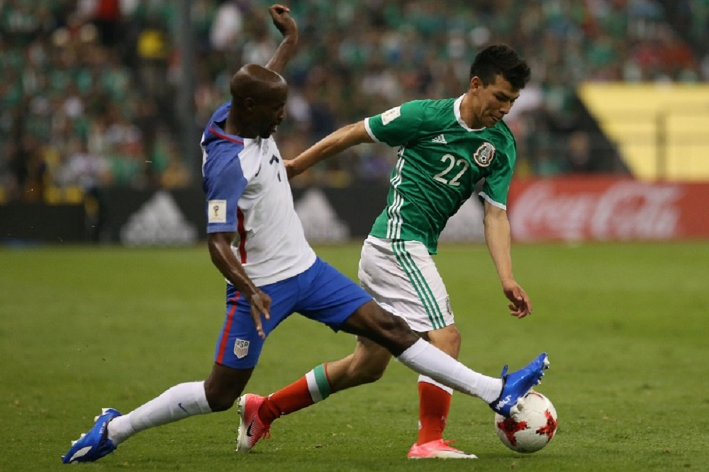 Arsenal Join Three Other Premier League Clubs In Pursuit Of £35m Rated Mexican Flyer