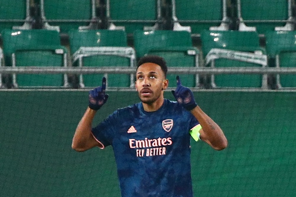 Latest Arsenal Injury News: Updates On Aubameyang, Tierney And Partey