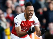 Gary Neville reacts to Pierre-Emerick Aubameyang's Tottenham display