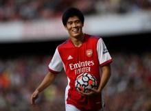 Ian Wright hails 'fantastic' Takehiro Tomiyasu against Norwich