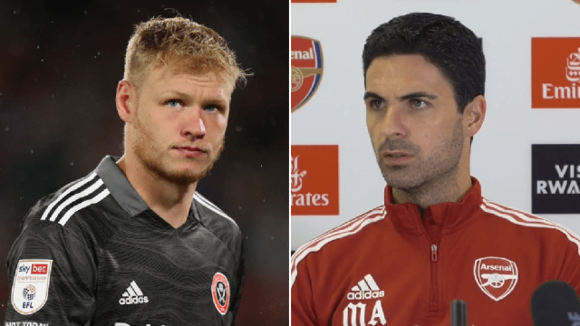 Phil Thomspon feels Arsenal overpaid Sheffield United for Aaron Ramsdale transfer