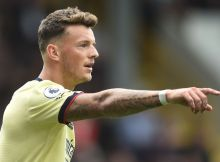 Ben White thanks Aaron Ramsdale for 'saving him' against Burnley