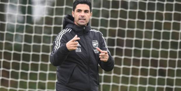 Mikel Arteta admits Arsenal need abrupt solution to boost midfield woes