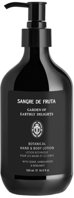 Sangre de Fruta Garden of Earthly Delights Hand & Body Lotion