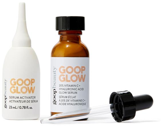 goop Beauty GOOPGLOW Vitamin C + Hyaluronic Acid Glow Serum
