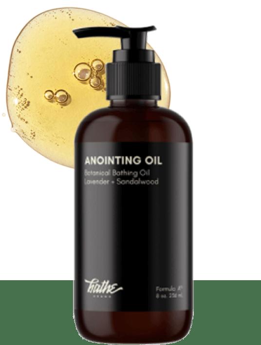 Bathe Anointing Oil in Lavender + Sandalwood