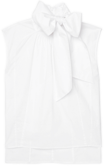 G. Label Tammie Bow Top goop, $375