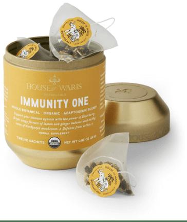 House of Waris Botanicals Immunity One Tea