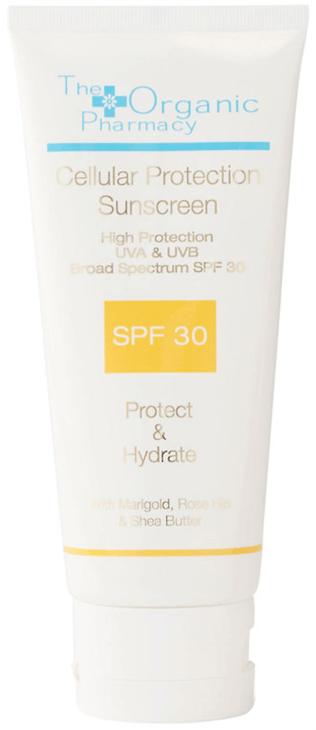 The Organic Pharmacy Cellular Protection Sun Cream SPF 30, goop, $69