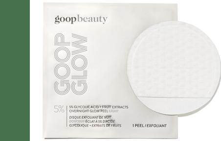 goop Beauty GOOPGLOW overnight Peel Light