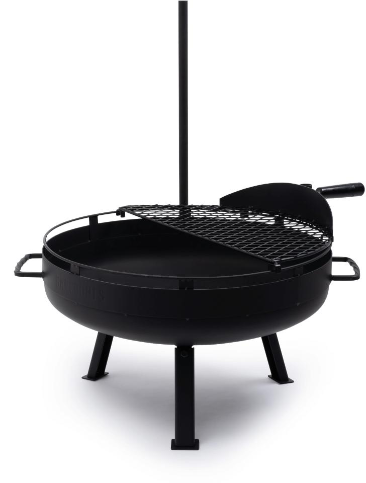 Barebones Living Cowboy Fire Pit Grill