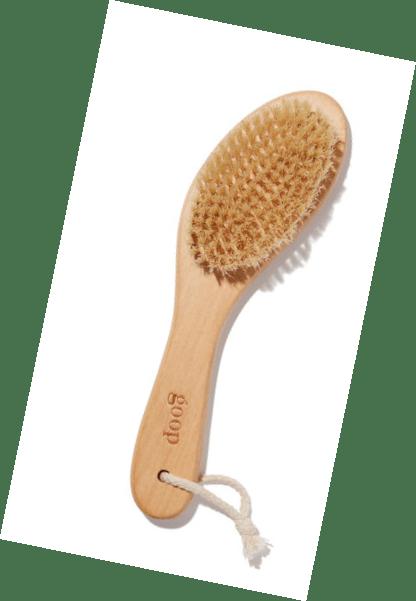 goop Beauty G.TOX Ultimate Dry Brush, goop, $20