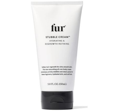 Fur Stubble Cream, goop, $48