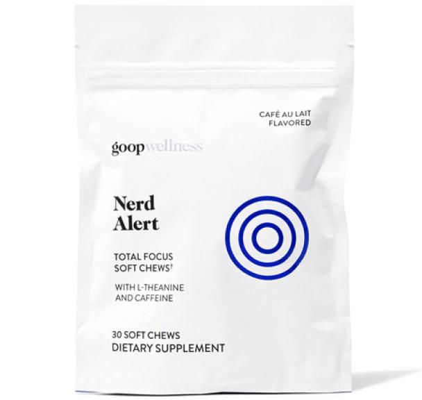 goop Wellness NERD ALERT goop, $55 for 60/$30 for 30