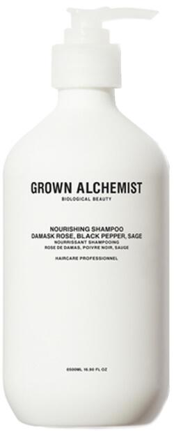 Grown Alchemist Nourishing Shampoo and Conditioner Set