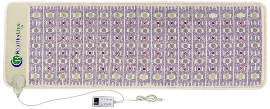HealthyLine Gemstone Heat Therapy Mat goop, $1,049