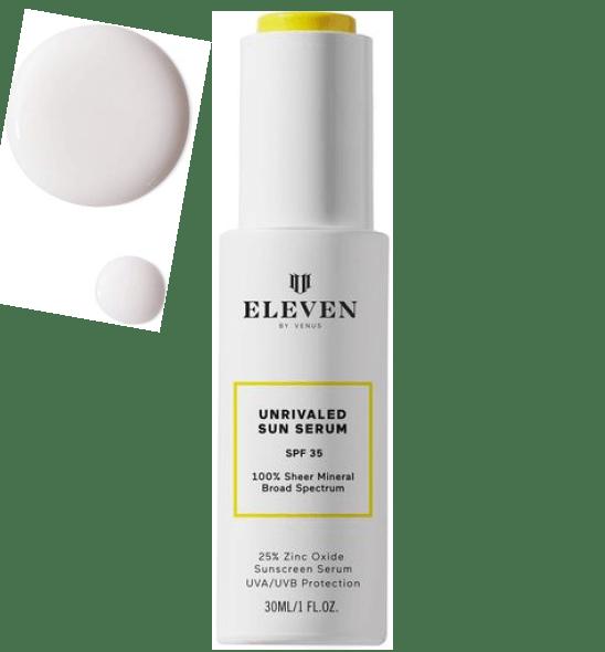 EleVen Unrivaled Sun Serum SPF 35