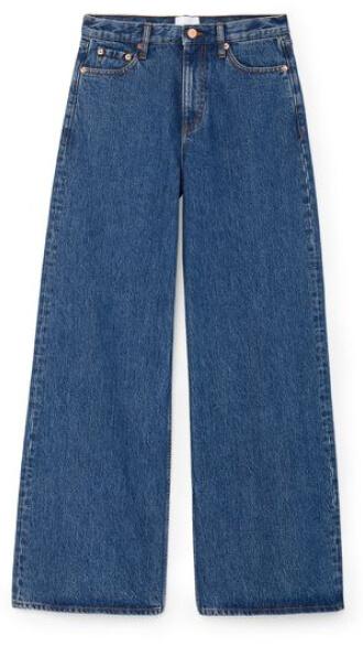 G. Label Geiger Wide-Leg Jeans goop, $295