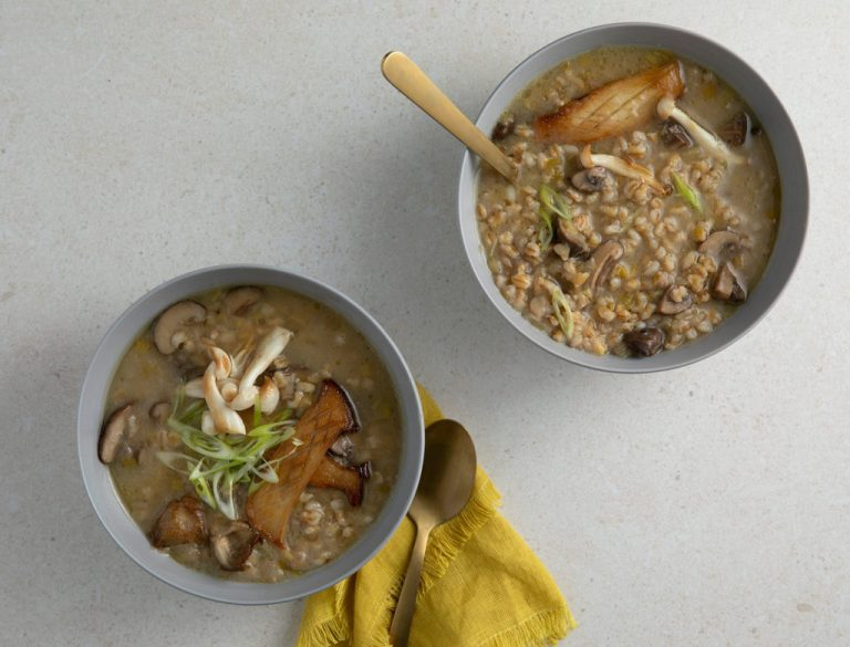 2 Comforting Plant-Based Instant Pot Recipes