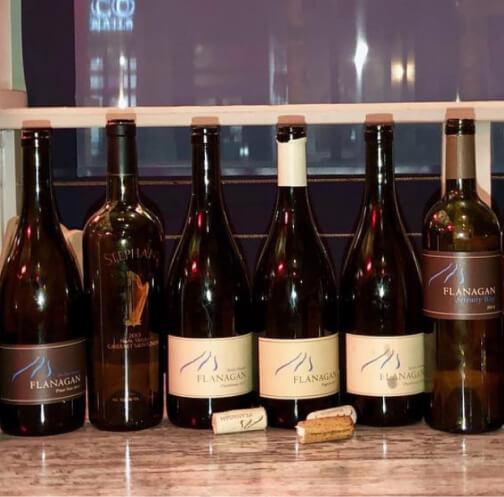 Flanagan Wines VIRTUAL WINE TASTING