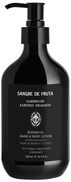 Sangre de Fruta Garden of Earthly Delights Hand and Body Lotion