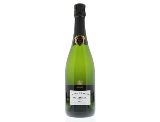 Bollinger La Grande Année Brut Champagne 2004, $120