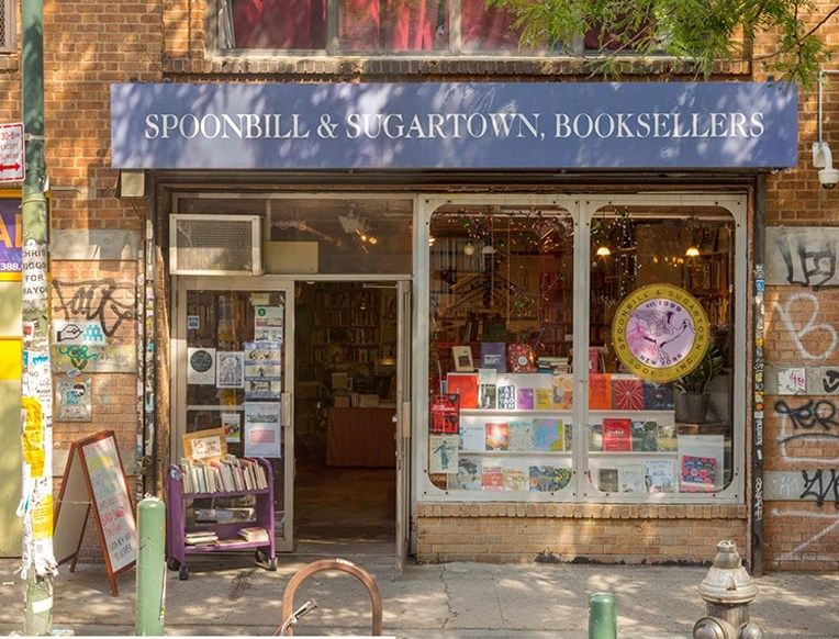 Spoonbill & Sugartown Booksellers