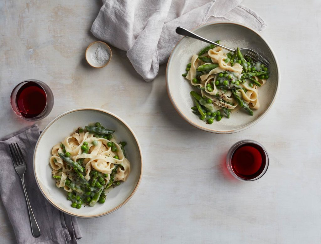 Veggie-Packed Pasta Dinners