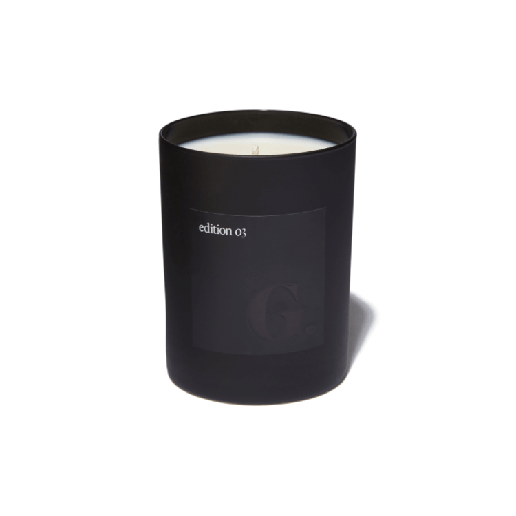 Goop Beauty Scented Candle: Edition 3 - Incense