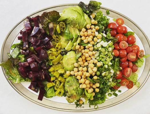 A Really Good Chopped Salad