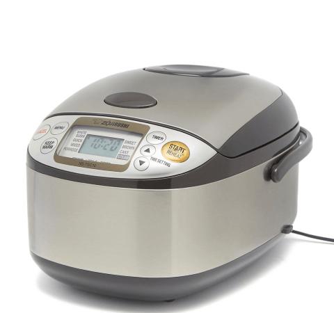 Zojirushi 5-Cup Rice Cooker & Warmer