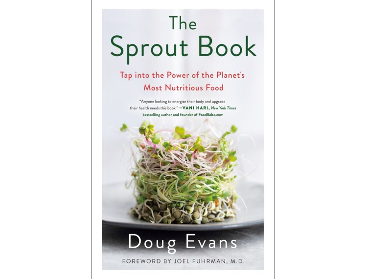 <em>The Sprout Book</em> by Doug Evans