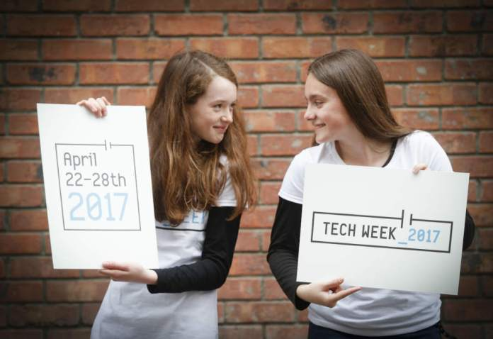 Tech Week launch ireland 2017