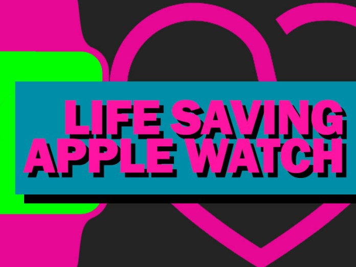 Why buy an Apple Watch Cardiogram could save your life