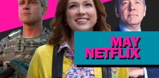 Netflix Ireland in May