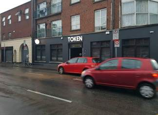 token dublin retro arcade gaming bar