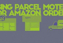 Amazon Ireland work around amazon free UK delivery to Ireland