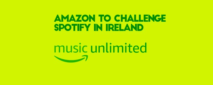 amazon music unlimited ireland