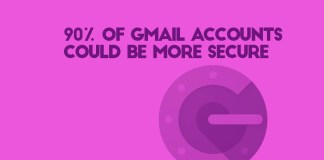 gmail accounts could be more secure