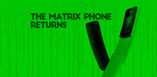 nokia 8110 matrix phone returns