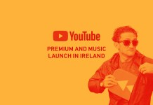 youtube premium ireland