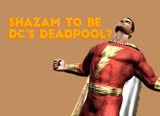 shazam dc movie
