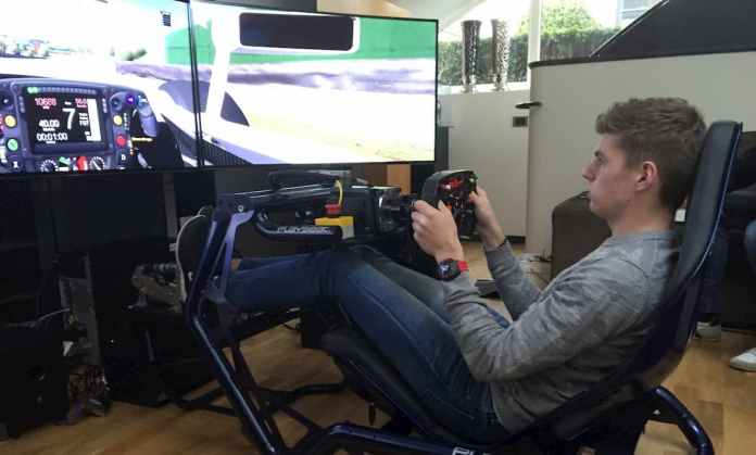 Team Redline: Racing SIM Team Blurs Lines Between Sport and