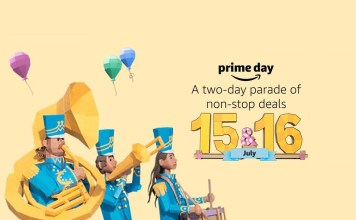 amazon prime day in ireland