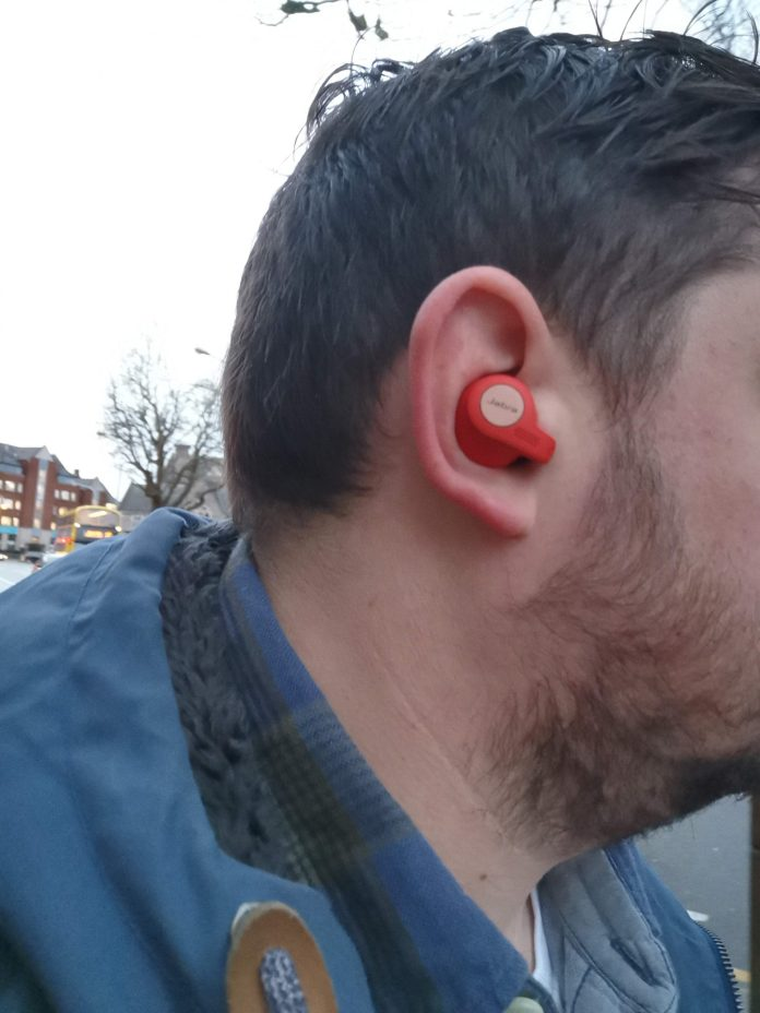 jabra in ear