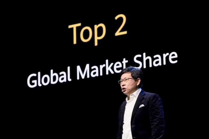 huawei still dominant