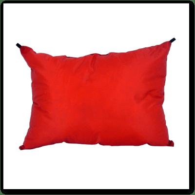 GooseFeet Gear - Down Pillow - Red